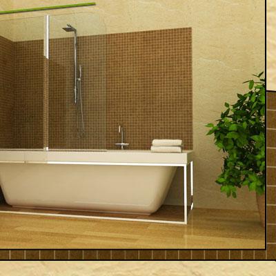 aufsatz dekor badewannen. Black Bedroom Furniture Sets. Home Design Ideas