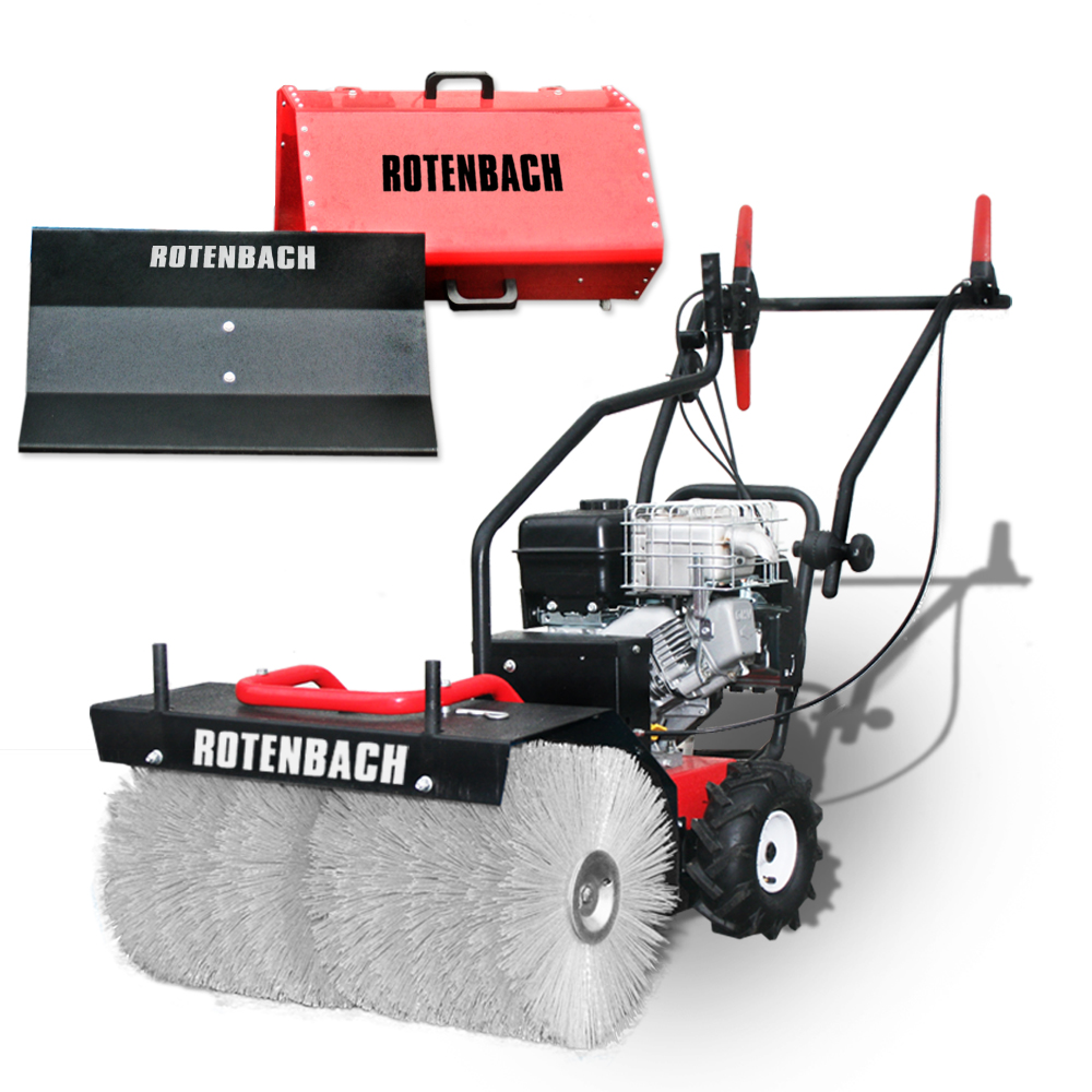 KEHRMASCHINE-SWEEPER-MOTORBESEN-3in1-RAUMGERAT-6-5-PS